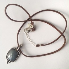 CKJ Twilight Jewels Collection: The Raven Sapphire Pendant